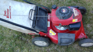 HONDA CGV 160 HIGH PERFORMANCE ENGINE LAWNMOWER