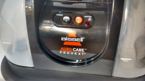Bissell Auto Care ProHeat Carpet / Fabric Cleaner