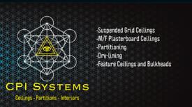 Dry-lining, Ceilings MF/Grid, Cladding, Interiors. Partitions. Metsek.