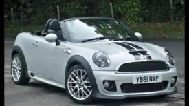 2012 mini roadster CooperS - JCW style