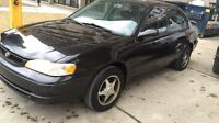 1998 Toyota Corolla for cheap $550 OBO