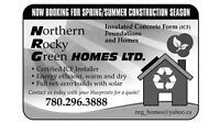 Insulated Concrete Form Foundations and Basements