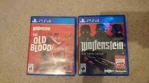 Wolfenstein the new order and old blood bundle
