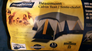 13 Person tent (Very big) $225 OBO