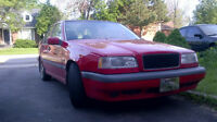94 Volvo 850 turbo 1100 negotiable.