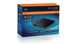 ROUTEUR LINKSYS EA2700 WIFI DOUBLE BANDE N600