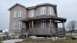 Newly 2 Storey brick farm house for rent in Kawartha Lakes