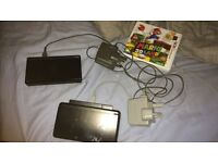 Nintendo 3Ds, Ds lite with case and chargers, Super Mario 3D land