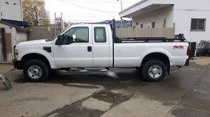 2008 ford f 350 long box super duty 4x4