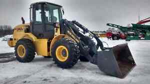 2011 W130B New Holland Loader (6344)