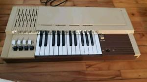 Petit orgue Bontempi vintage