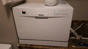Danby Counter Dishwasher