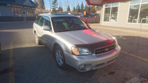 2004 Subaru Outback Limited Rebuilt Engine New Studded Winters