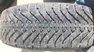 195/65r15 Goodyear winter tires