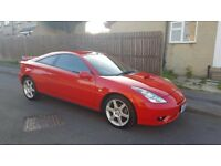 Toyota Celica 1.8 Full Service History Mint Example