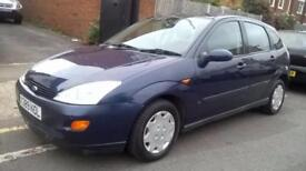 Ford Focus 1.6i 16v auto 2001.25MY LX