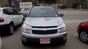 2005 Chevrolet Equinox LS SUV, Crossover.AWD AWD.AWD .VERY CLEAN