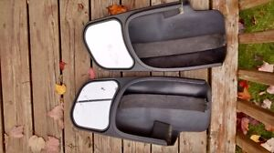 Snap on towing Mirrors. GMC