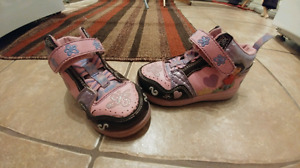 Dora running shoes (size 7)