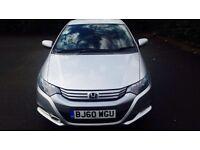 2010 Honda Insight Hybrid SAT NAV Edition. 1Year MOT. Excellent Condition. P.x Welcome