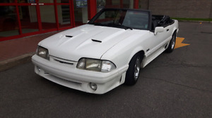 Ford mustang 5.0 manuelle