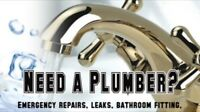 Plumbing Service in Edmonton and Areas