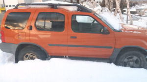 2003 Nissan Xterra (for parts or repair)