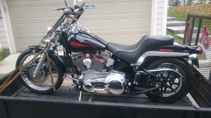 HARLEY SOFTAIL /SALE or TRADE