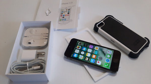 Iphone 5s 16GB  ( rogers & chatr)