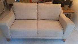 sofa, immaculate condition, hardly used