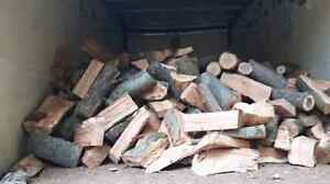 Fire wood for sale 150 a truck load