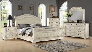 QUEEN SIZE BEDROOM SET FOR 599$