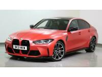 2021 BMW 3 Series 2021 21 BMW 3.0 M3 Competition Auto Saloon Petrol Automatic