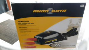 Minn kota Deckhand 40 Electric Anchor   BRAND NEW