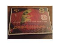 Dreamscape 8 nye 93/94 8 cassette DJ EASYGROOVE