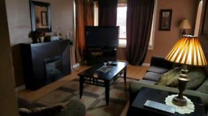 Fully furnished 3 Bdrm Apt - All inclusive