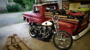 Harley 1200 springer**PRIX FIN DE SAISON**