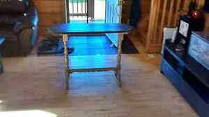 Antique hall\sofa table