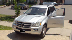 2007 Mercedes-Benz GL-Class 4 Matic SUV, Crossover
