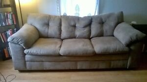 Couch - $200 OBO - moving sale
