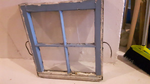Window for a DIY project