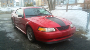 Mustang GT(échange pick up anné75-90