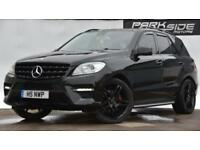 2013 Mercedes-Benz M Class 3.0 ML350 CDI BlueTEC Sport 5dr