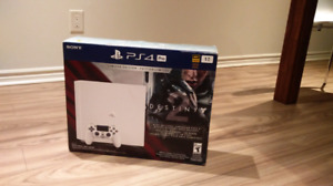 Limited edition ps4 pro bundle