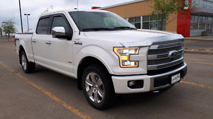 2015 Ford F150/Technology package/360*camera