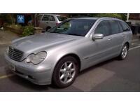 Mercedes-Benz C270 2.7TD ( F/lift ) auto CDI Elegance
