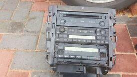Volkswagen golf mk 4 centre console