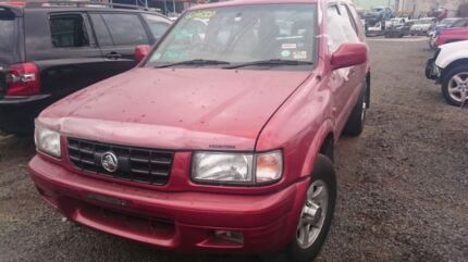 2000 Holden Frontera V6 Auto - Now Wrecking!  Campbellfield Hume Area Preview
