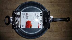 *NEW* Ceramic Non Stick Frypan Frying Fry Pan 32 cm 12.5 inch