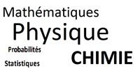 Mathématiques Physique Chimie Probabilités